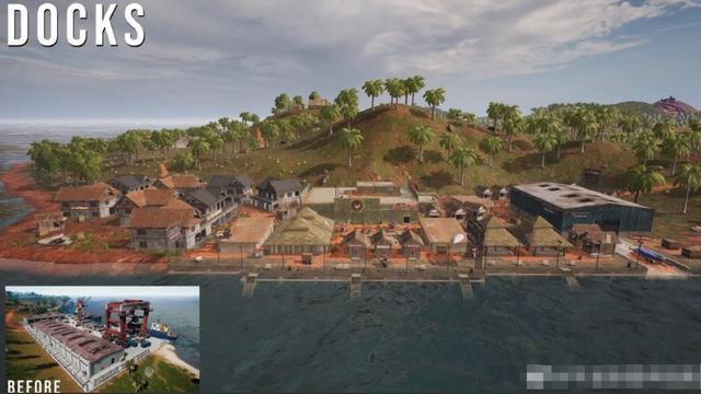 《绝地求生》版本更新:2个全新地图,萨诺完全重做本月即将上线