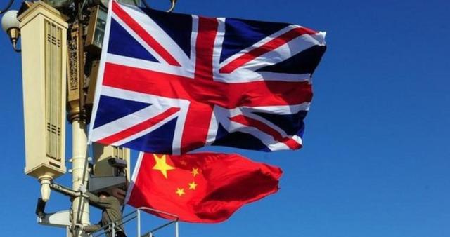此刻!蓬佩奥正在英国,谋划损害中国的事