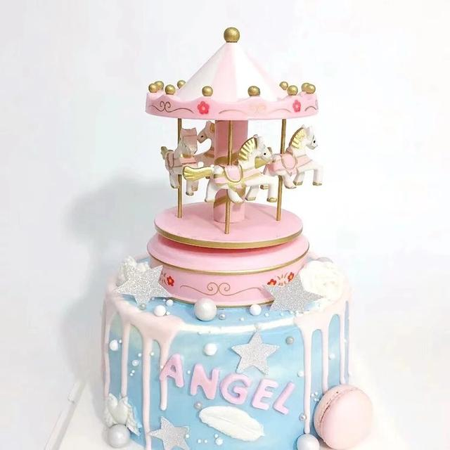 選蛋糕,再也不low了!2018流行的蛋糕款式