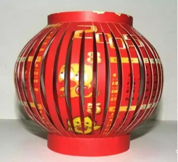 几步做个全班最漂亮的灯笼,就要与众不同!中秋节花灯制作