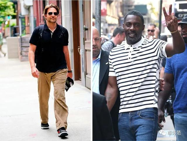 今年值得买的15款职场Polo衫,普京、查尔斯都喜欢,质感好又实穿