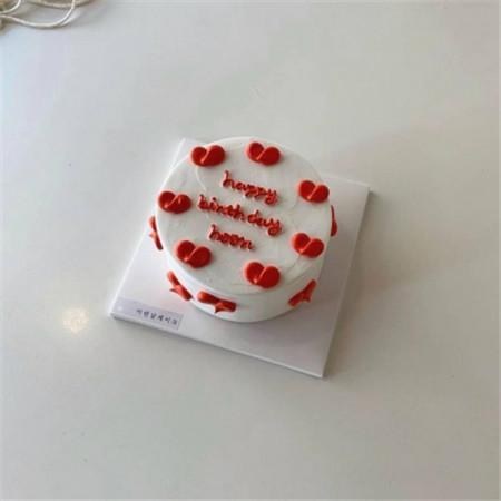 Birthday cake pictures of simple and beautiful 2019Web celebrity creative cake pictures
