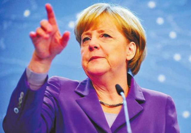 默克尔要让欧盟成为老大?这一回,德国对英国发出了强硬信号