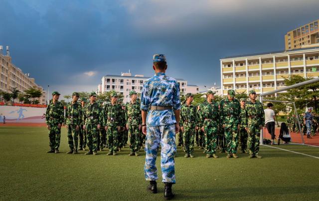 大学军训的内容有哪些 来提前了解下大学军训项目_今日临沂