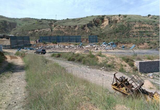 内蒙古伊泰集团采矿致地上一企业塌陷倒闭 七年未补偿