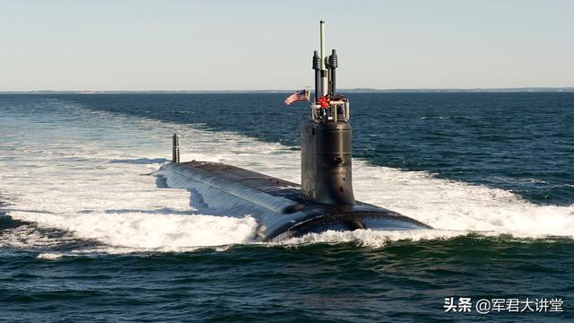 中国新技术的证实,让美国担忧超级静音核潜艇的命运!表示敬畏