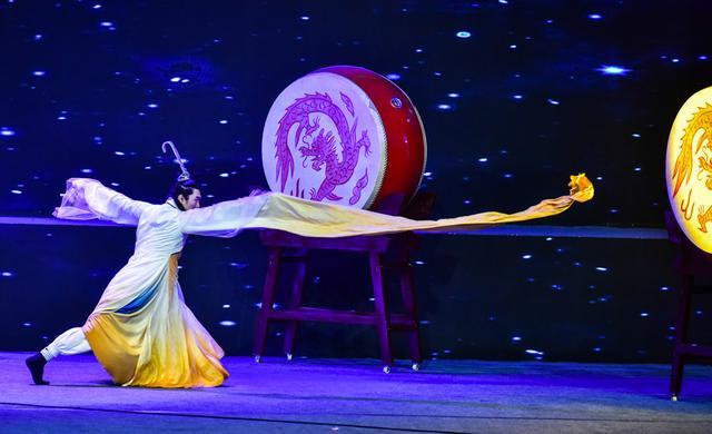 聚焦石家庄市旅发大会|穿越千年,元氏惠民演出重现泱泱汉风