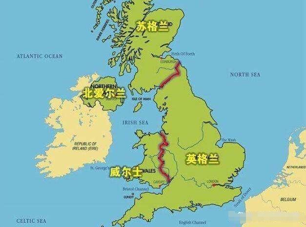 疫情还在肆虐,苏格兰和北爱尔兰同时发力闹独立,英国或崩溃