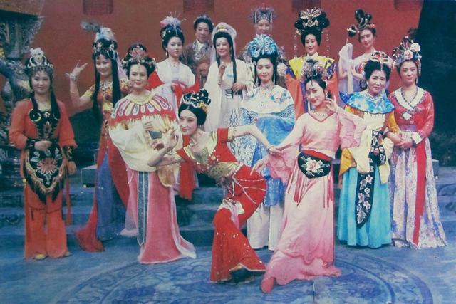 黑水河公主是谁演的_黑水河公主扮演者杨静_西游记续集_搜视网