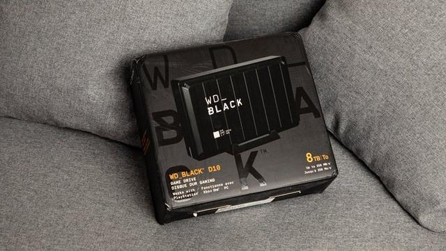 玩家的黑色数据库!WD_BLACK D10桌上式游戏专用硬盘