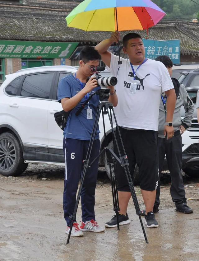 好消息!又一部电影在天水拍摄,这里的很多照片第一次曝光