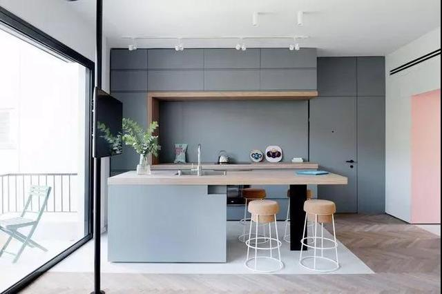 厨房铺地砖的选择方式及效果图_学习啦