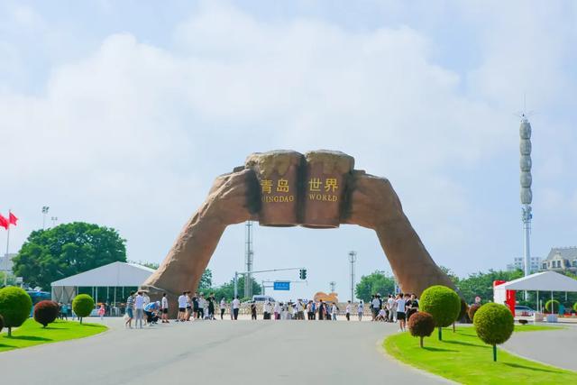 青岛啤酒节图片