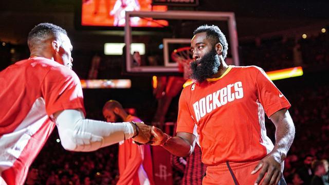 為什麼威少才是火箭爭冠關鍵?搭檔哈登更合適,一特質也是優勢!-黑特籃球-NBA新聞影音圖片分享社區