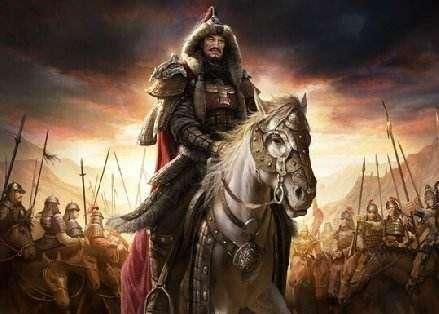 成吉思汗攻下城池获得50万女俘虏,对着将士说道:一人挑三个!
