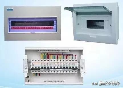 双电源配电箱如何接线?照明配电箱接线图阐明 - 电工天下