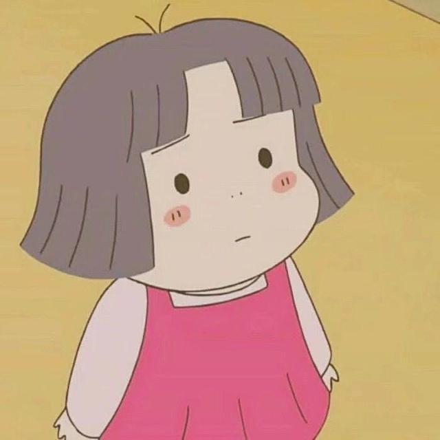 「动漫小女生头像」愿烦恼远离你魔方甜点壁纸
