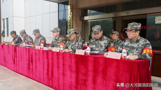 """洛阳市新安县""""实战化""""防汛应急演练筑牢汛期安全防线"""