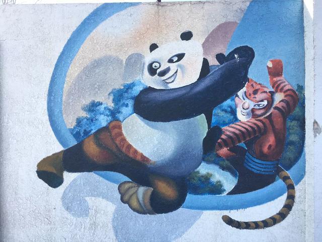 18张立体墙绘画,看第一张就被迷住了,你知道为什么吗?