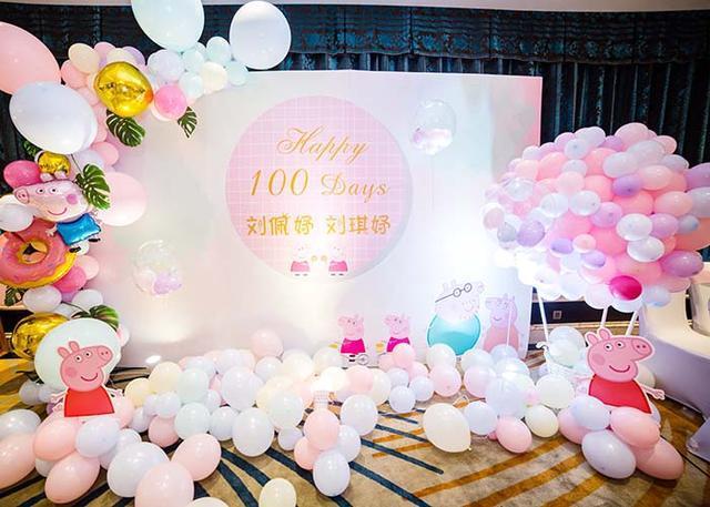 儿童生日派对气球怎么策划布置