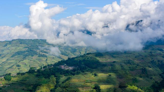 美哉云南 | 世界茶源,康养圣地――美名:普洱市