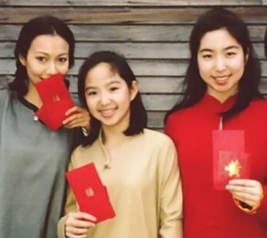 柴蔚是林青霞女儿吗