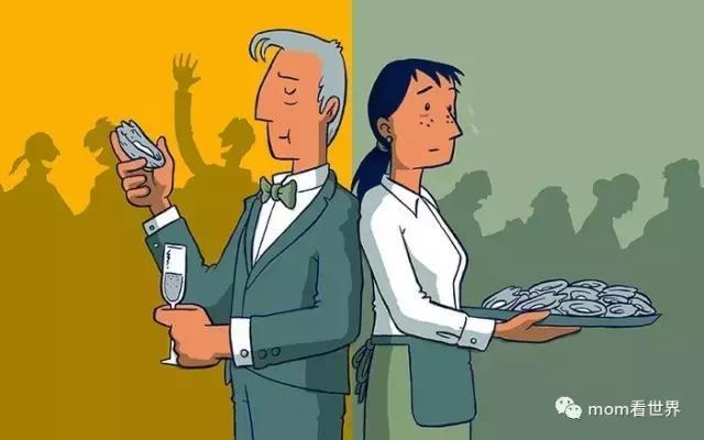 富人和穷人的思维差异
