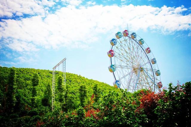 炎炎夏日,幽幽彭山,在这里避暑度假,都说来了不想走