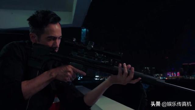 TVB新剧《杀手》开播,看完第一集感觉如何?