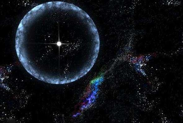 宇宙大爆炸爆炸附近的某个时刻发生了一些意料之外的事情