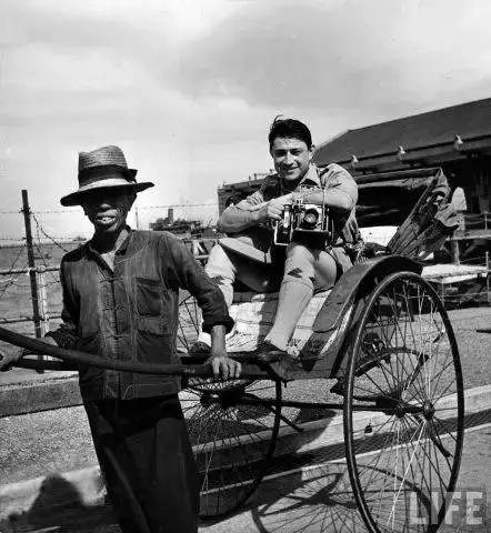 《生活》杂志老照片:还原中国战时生活场景