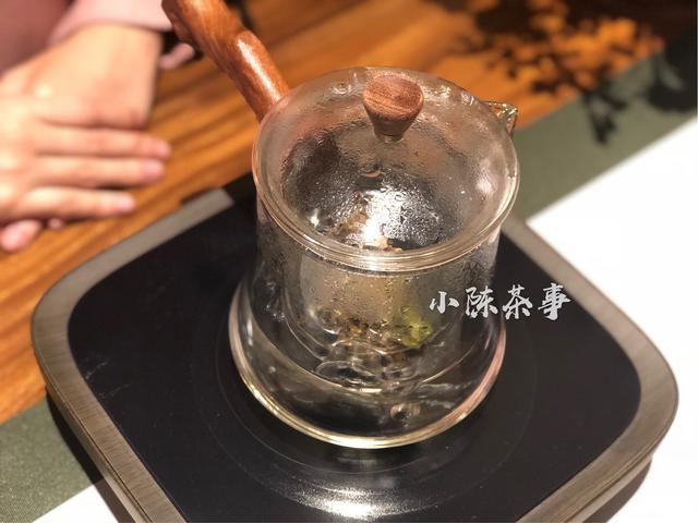 李清照煮茶图