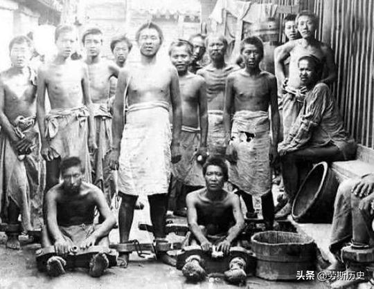 英国人镜头下的义和团:义士在刑场被处斩,被俘壮士有骨气