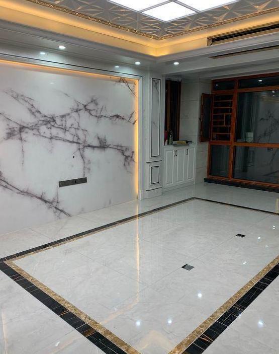15款客厅瓷砖电视背景墙效果图,追求装饰细节的完美