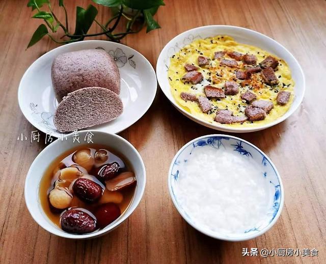 天冷做哪些早餐来得快?分享一周方便早餐,这样做早餐很轻松