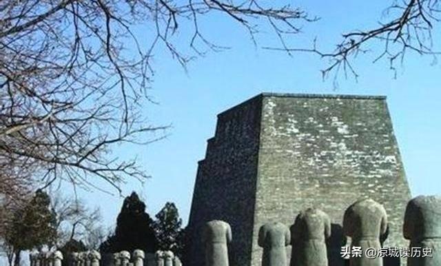 武则天墓最大的谜团,墓前有61个无头石人,真相被2位农民破解