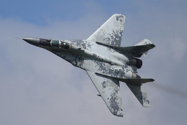 利比亚LNA部队用米格29发起攻击 土耳其电子战系统未能阻止其进攻
