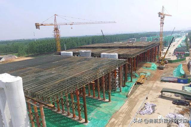 """加快""""三桥一隧""""建设,鲁航助力济南迈向""""黄河时代"""""""