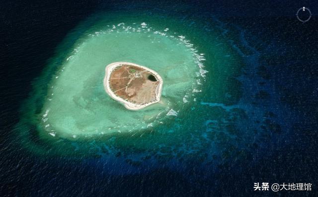 中国南海的岛礁名称你知道吗?25个新名称,更加强化对领土的管控