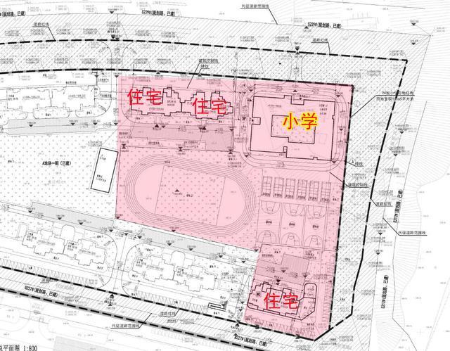 兰州七里河区彭家坪新增一小学,将建在这个小区