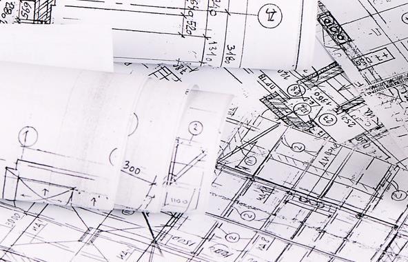 别墅建筑施工图设计