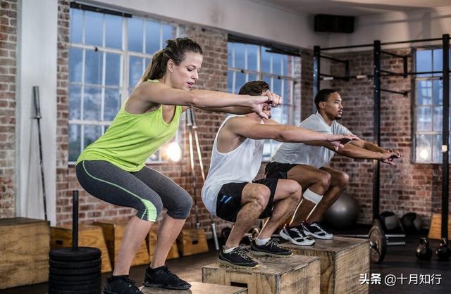 居家啞鈴練腿,動作不多四個就夠,滿足居家練腿需求讓雙腿變強壯