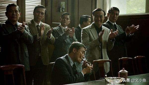 王晶新片《金钱帝国2》开拍,五位影帝加盟,阵容太强大了