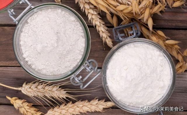 五得利面粉营养成分表