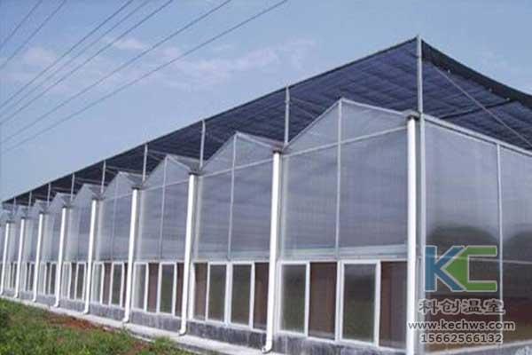 温室大棚的结构设计