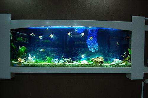 鱼缸过滤系统图解