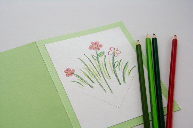 我要给妈妈送礼物!分享4款超级简单又有创意的手工贺卡制作方法