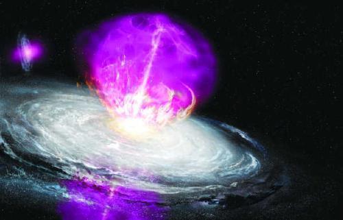 """欧洲天文台发现一只巨大""""蝴蝶"""",长约两光年,是两颗恒星的杰作-第3张图片-IT新视野"""