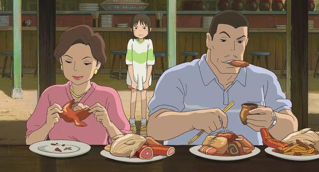 《千与千寻》:影片透露出的三个育儿问题,你看懂了吗?