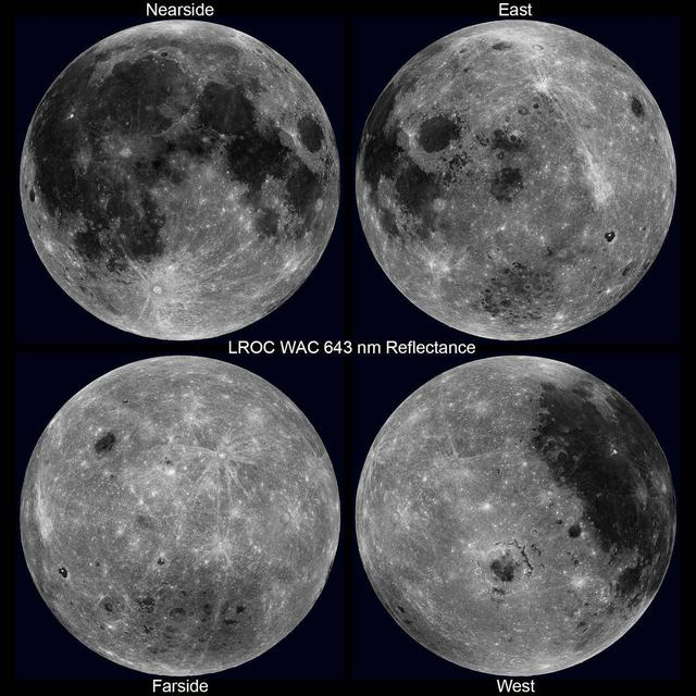 月球长什么样?株洲市二中独家拍摄月球高清图